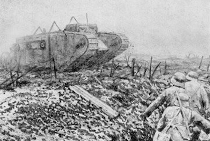 Battle of Cambrai 1917